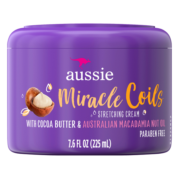 Aussie Miracle Coils Stretching Cream