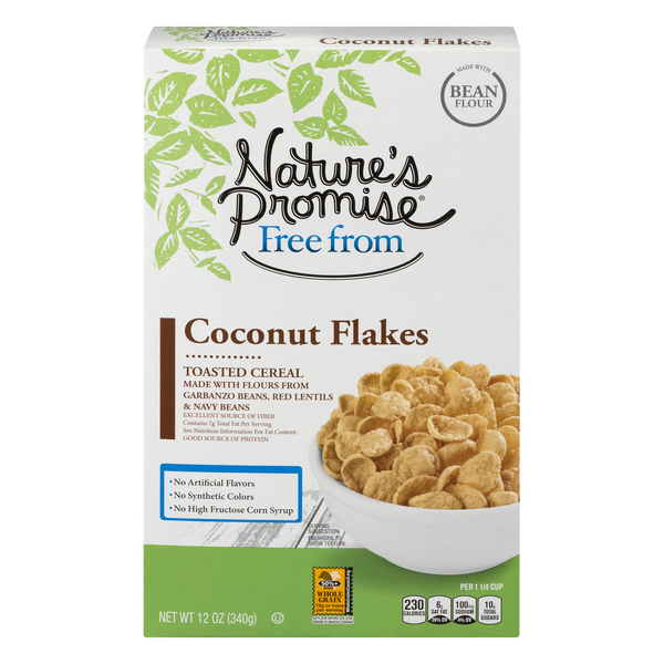Nature's Promise Free From Cereal Coconut Flakes