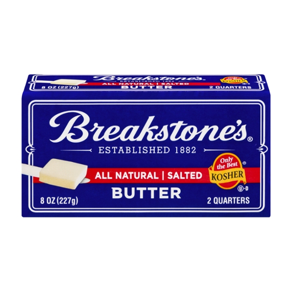 Breakstone's Butter Salted Sticks - 2 ct