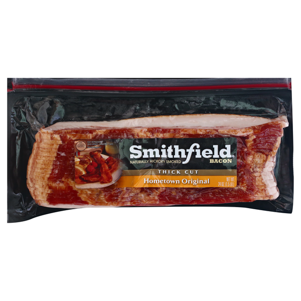 Smithfield Bacon Hometown Original Thick Cut