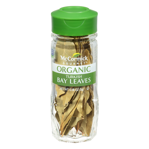McCormick Gourmet Bay Leaves Turkish Organic