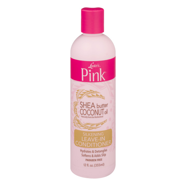 Luster's Pink Shea Butter Silkening Leave-in Conditioner Coconut Oil