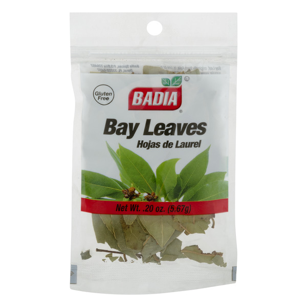Badia Bay Leaves Whole Gluten Free