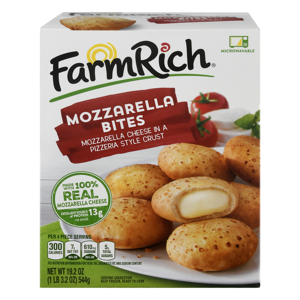 Farm Rich Mozzarella Bites