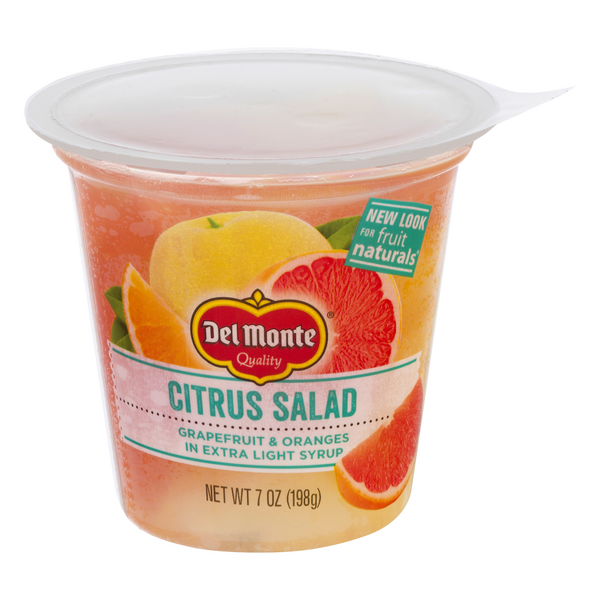 Del Monte Fruit Naturals Citrus Salad in Extra Light Syrup