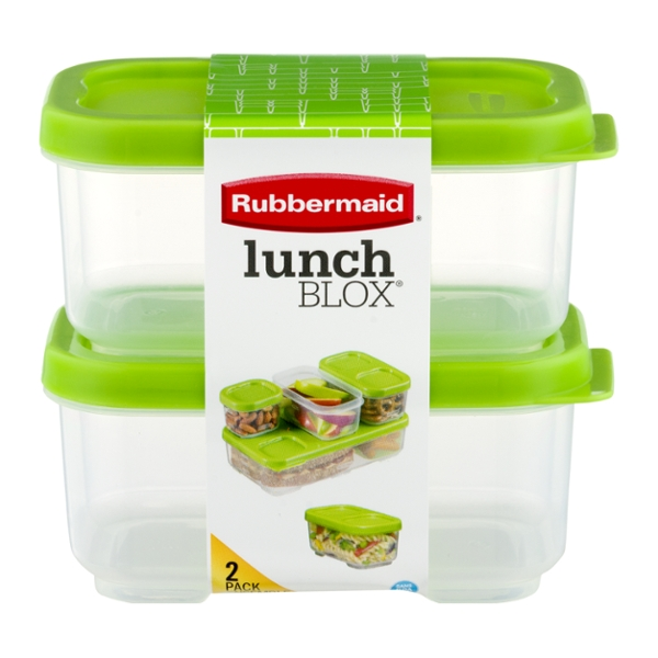 Rubbermaid LunchBlox Side Container
