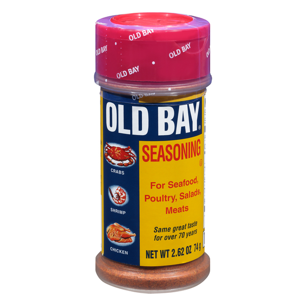 Old Bay Seasoning For Seafood, Poultry, Salads & Meats