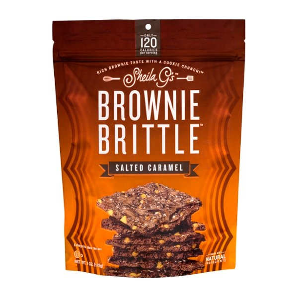 Sheila G's Brownie Brittle Salted Caramel