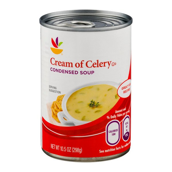 Stop & Shop Cream of Celery Condensed Soup