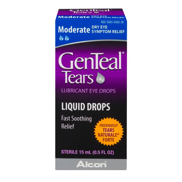 GenTeal Tears Lubricant Eye Drops