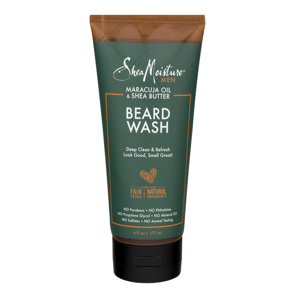 Shea Moisture Men Beard Wash Marajuca Oil & Shea Butter