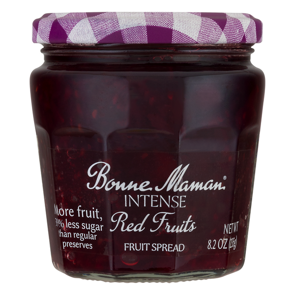 Bonne Maman Intense Fruit Spread Red Fruits