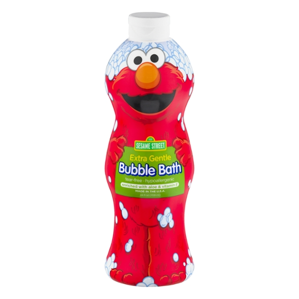 Sesame Street Bubble Bath Extra Gentle