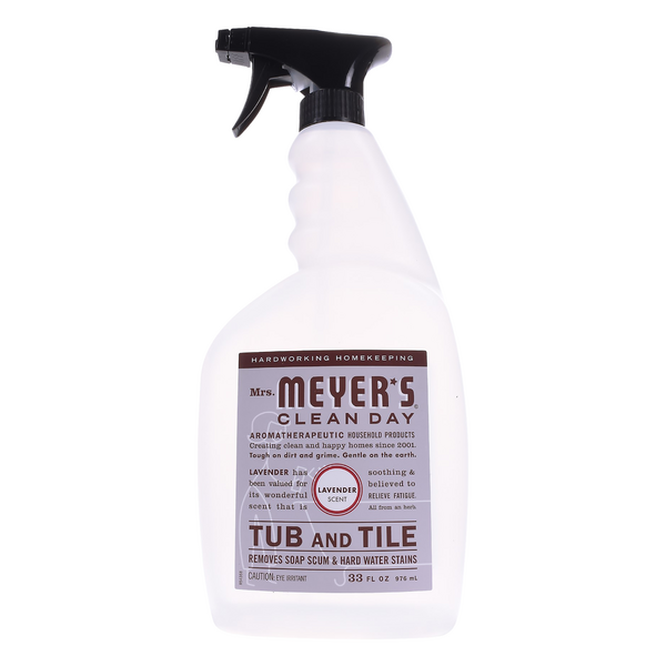 Mrs. Meyer's Clean Day Tub and Tile Lavender Scent