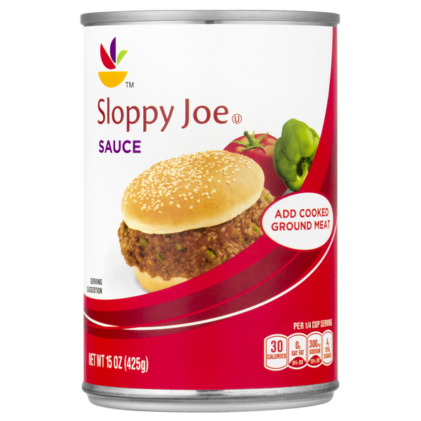 MARTIN'S Sloppy Joe Sauce