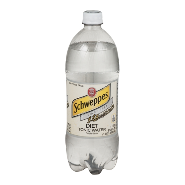 Schweppes Tonic Water Diet