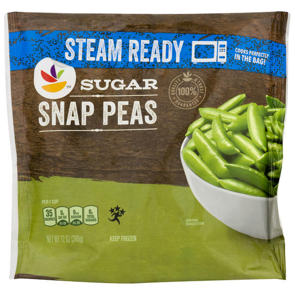 MARTIN'S SteamReady Sugar Snap Peas