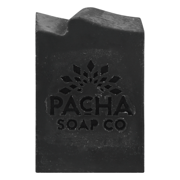 Pacha Soap Co Soap Clarifying Charcoal