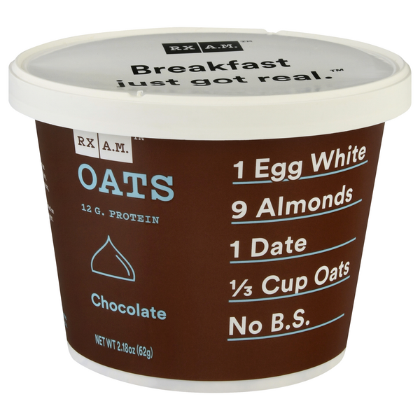 RX AM Chocolate Oats