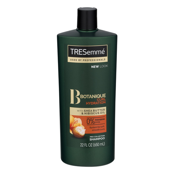 TRESemme Botanique Curl Hydration Shampoo w/Shea Butter & Hibiscus Oil