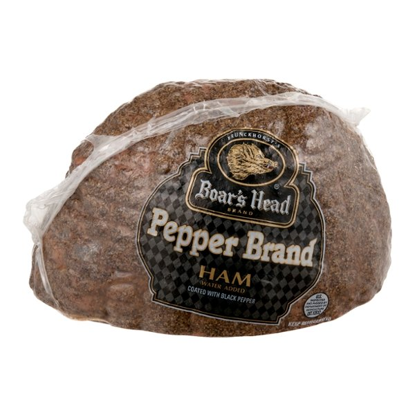 Boar's Head Deli Ham Pepper Brand (Regular Sliced)