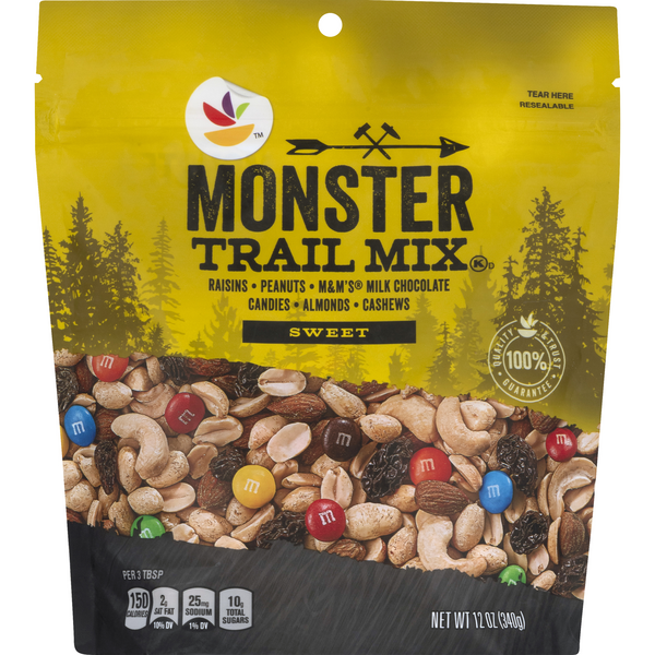 Stop & Shop Trail Mix Monster