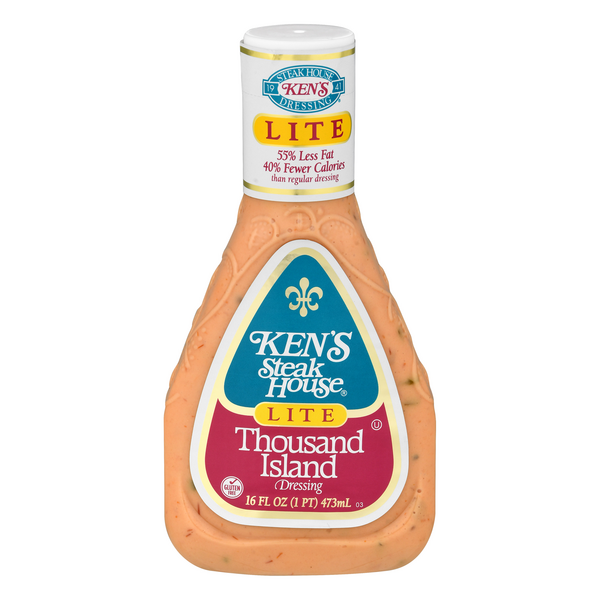 Ken's Dressing Thousand Island Lite