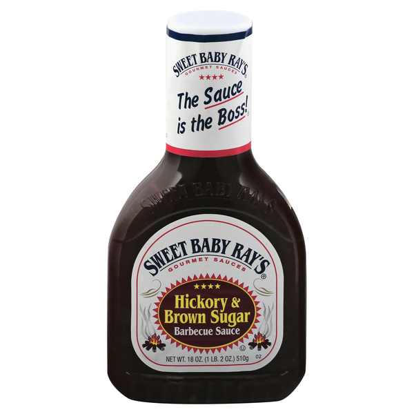 Sweet Baby Ray's Barbecue Sauce Hickory & Brown Sugar