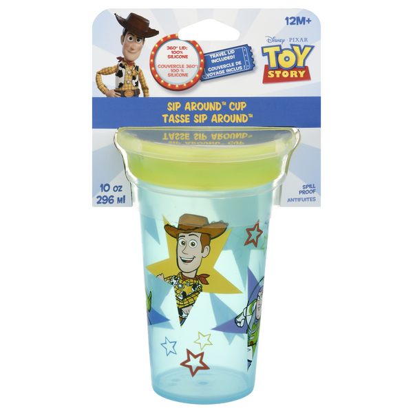Disney Pixar Toy Story Sip Around Cup 10 oz