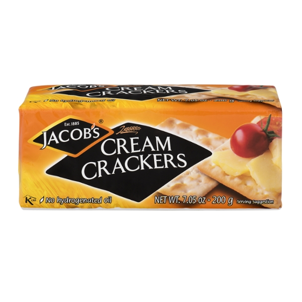 Jacob's Crackers Cream
