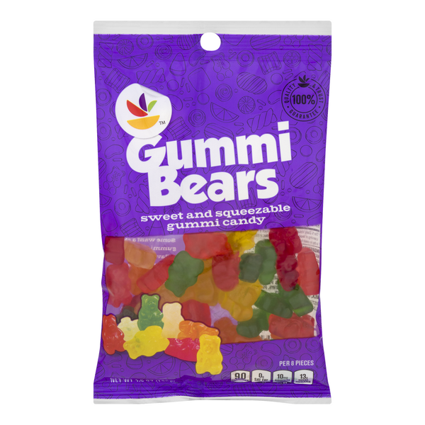 Stop & Shop Candy Gummi Bears