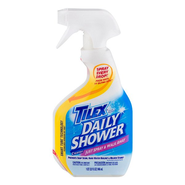 Tilex Daily Shower Cleaner Fresh Shower Trigger Spray