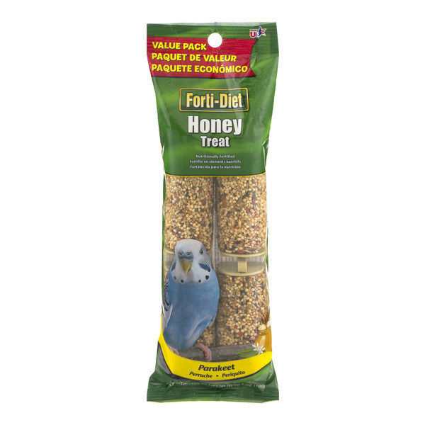 Kaytee Forti-Diet Honey Treat Parakeet