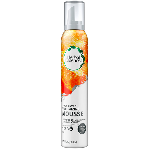 Herbal Essences Body Envy Mousse Volumizing