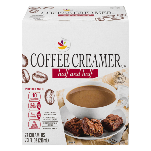 MARTIN'S Half and Half Coffee Creamer - 24 ct