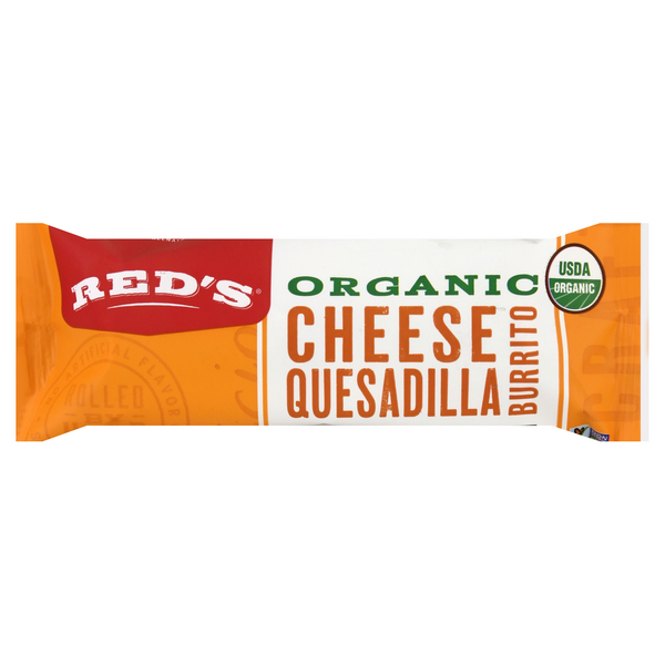 Red's Burrito Cheese Quesadilla Organic