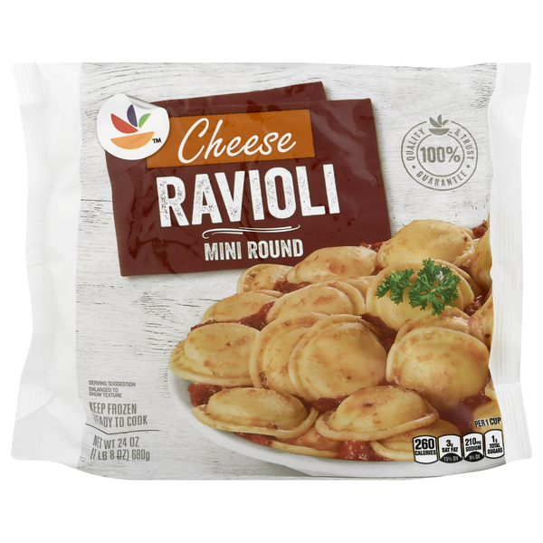 GIANT All Natural Round Cheese Ravioli