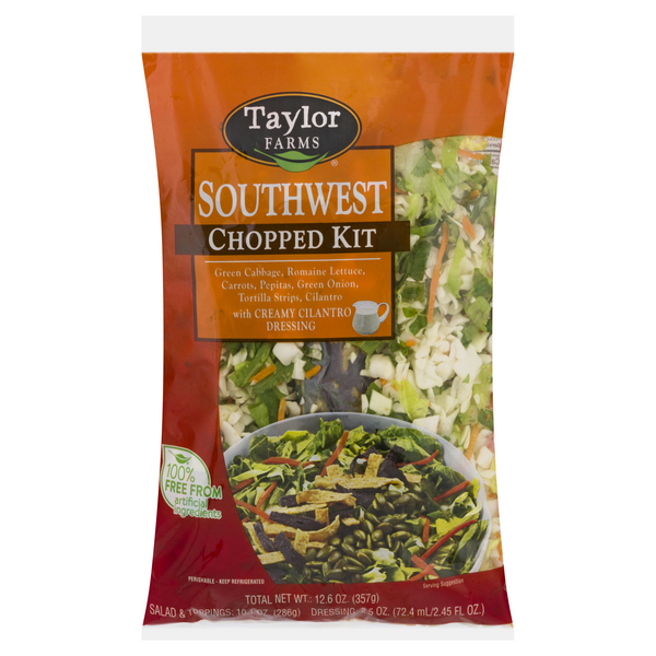 Taylor Farms Chopped Salad Southwest