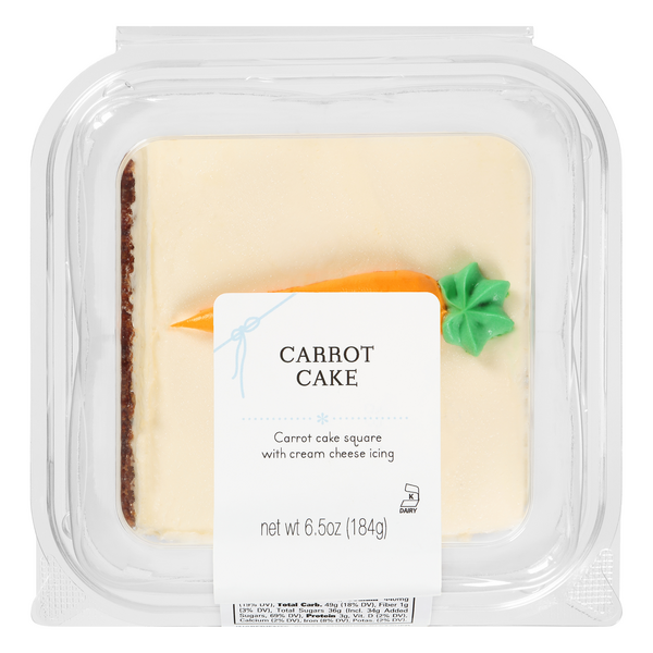 Rich Carrot Cake with Cream Cheese Icing
