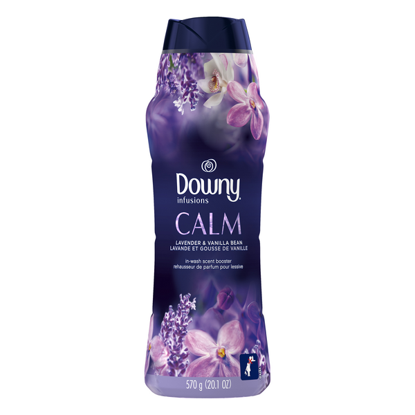 Downy Infusions Calm In-Wash Scent Booster Lavender & Vanilla Bean