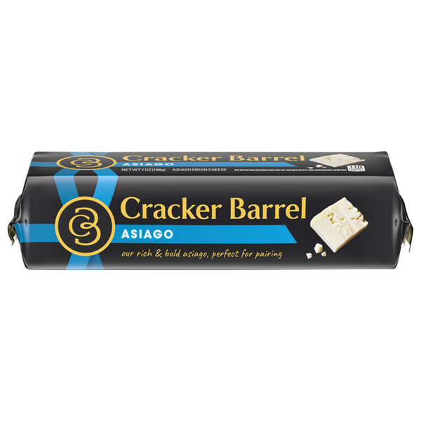 Cracker Barrel Asiago Cheese Chunk