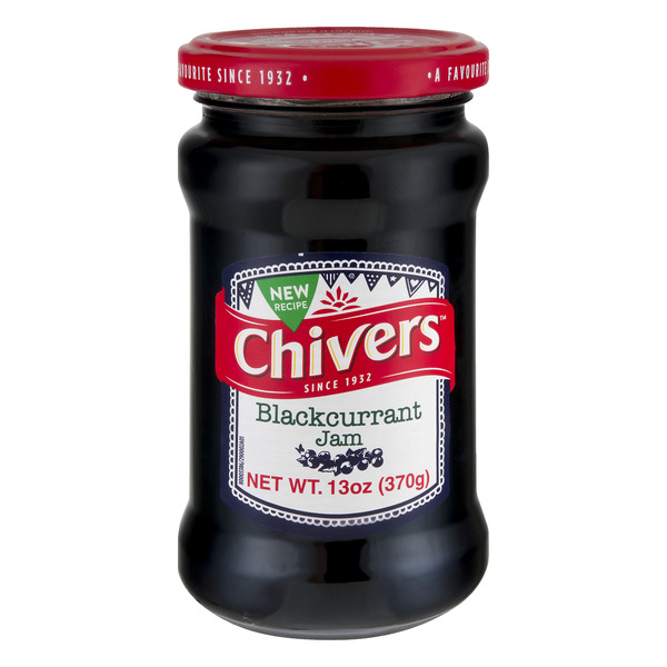 Chivers Jam Blackcurrant