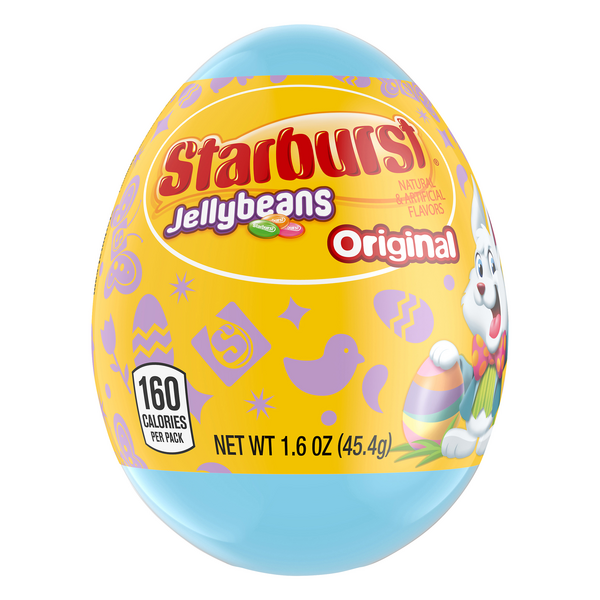 Starburst Jelly Beans Easter Egg Original