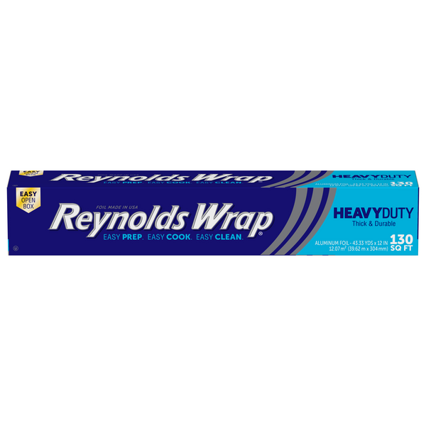 Reynolds Wrap Aluminum Foil Heavy Duty 12 Inch Wide