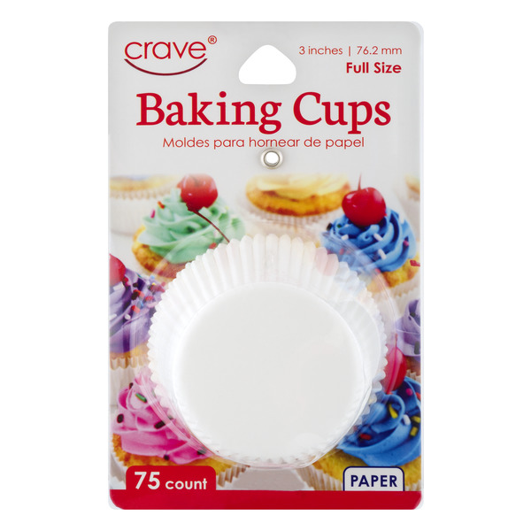 Crave Baking Cups