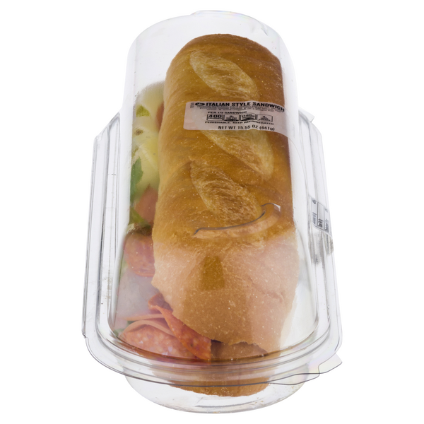 Stop & Shop Deli Sub Sandwich Classic Italian (Whole)