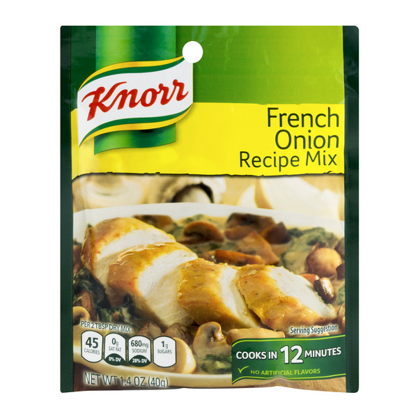 Knorr Recipe Mix French Onion