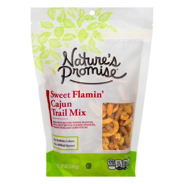 Nature's Promise Trail Mix Sweet Flamin' Cajun