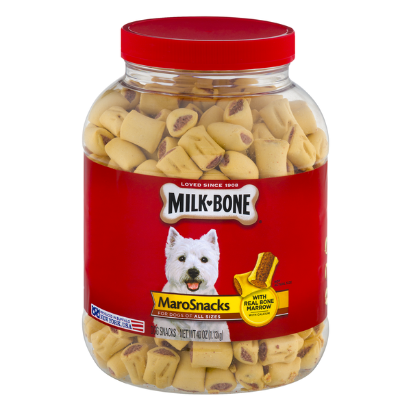 Milk-Bone Dog MaroSnacks