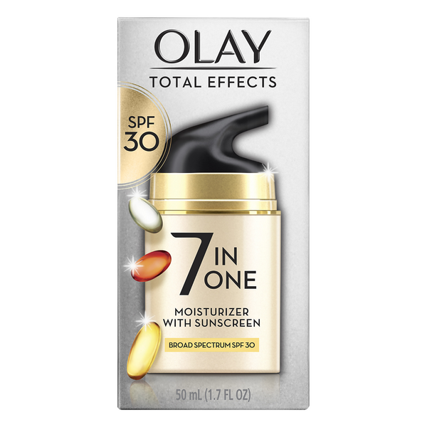 Olay Total Effects Anti-Aging Moisturizer with Sunscreen SPF 30